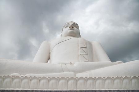 samadhi: Samadhi Buddha at Athugala, Sri Lanka