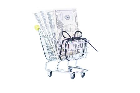 Haushaltsausgaben mit minimalem Budget
