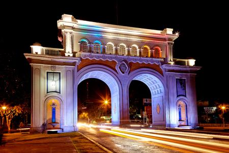 guadalajara: Historical monument in Guadalajara, Jalisco, Mexico Stock Photo