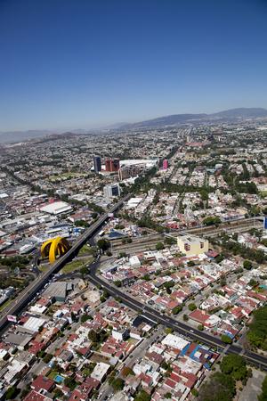 airs: Sight airs of Guadalajara, Jalisco, Mexico Stock Photo
