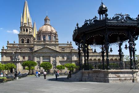 guadalajara: Monuments of Guadalajara, Jalisco, Mexico