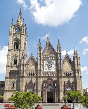 Expiatorio church of Guadalajara, Jalisco, Mexico