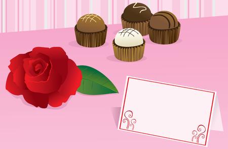 For My Love Illusztráció