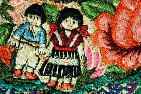 Guatemalan Figures Stock Photo - 5892253