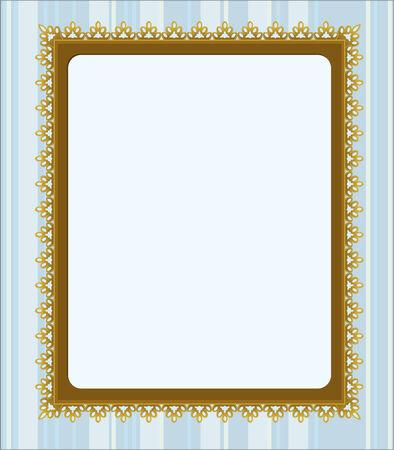 Cornice decorativa Archivio Fotografico - 5892254
