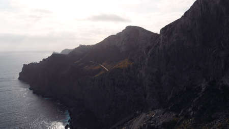 Escala de lAmo Joan Cerda Road to Cap the formentor. Imagens