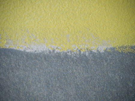 Texture of cement  concrete and color pain on surface. Reklamní fotografie