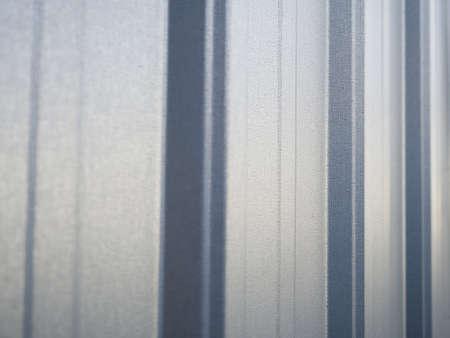 Texture of metal sheet.