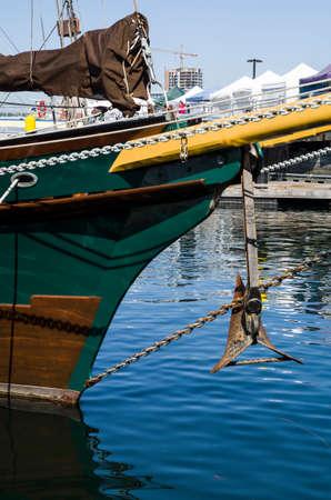 victoria bc: VICTORIA,BC CANADA CLASSIC BOAT SHOW SEPTEMBER 1,2013: Classic Boats on display in Victoria Harbor.