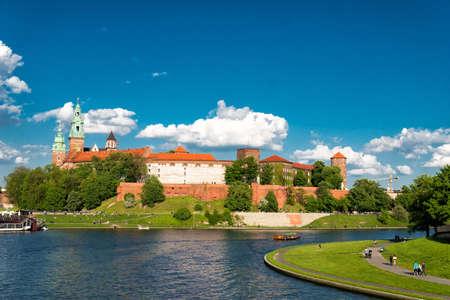 harridan: Wawel en Cracovia