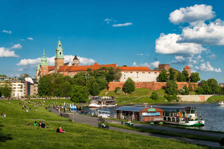 wawel: Wawel in Krakow