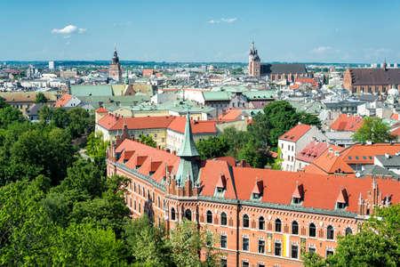 Oldtown of Krakow