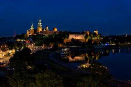 kingly: Wawel in Krakow
