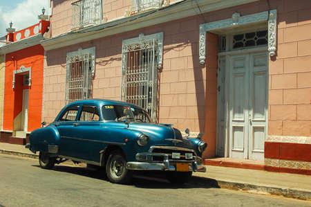 Oldtimer in Cuba