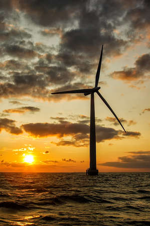 fuel provider: Offshore wind park
