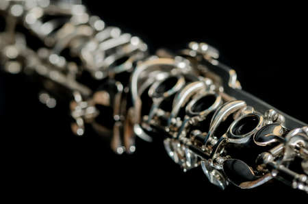 clarinet: Clarinete Foto de archivo