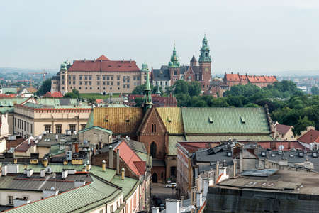 magistrates: Oldtown of Krakow Wawel with