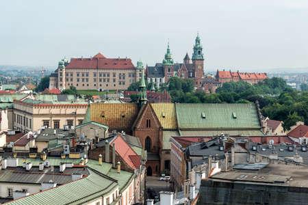 kingly: Oldtown of Krakow Wawel with