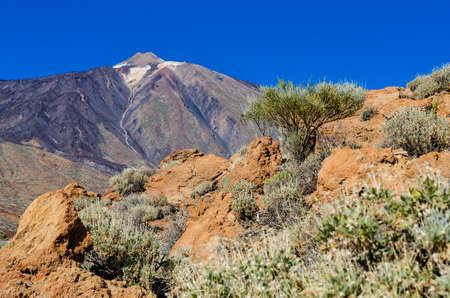 vulcano: Teide on Tenerife