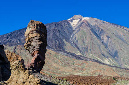 nger: Teide and Los Roques on Tenerife