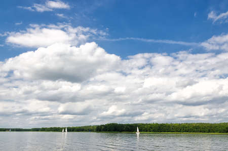 doldrums: Masurian Lakes