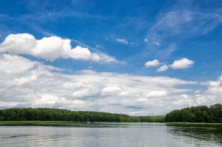 solitariness: Masurian Lakes