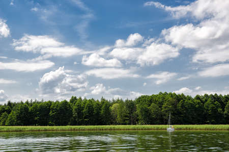 doldrums: Masurian Lakes