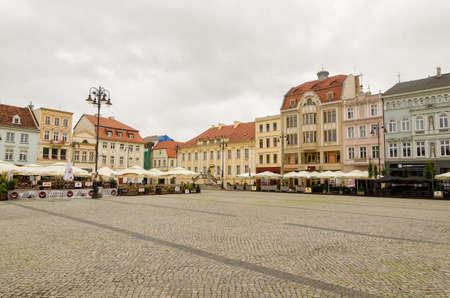 old town of Bydgoszcz