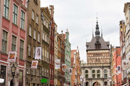 retrofit: Old town of Gdansk