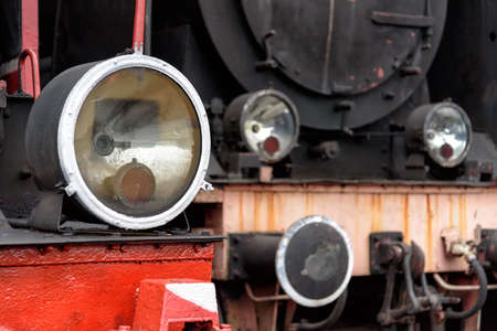 damping: steam locomotives