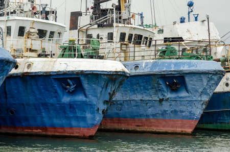 inoperative: Fishing Boats