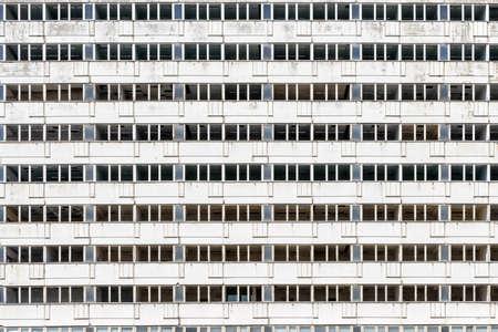 abandoned house Standard-Bild