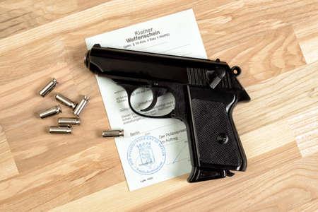 imminence: gun licence