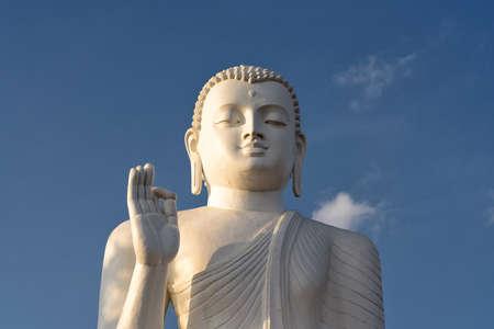 Statue of Buddha in Sri Lanka Stock fotó