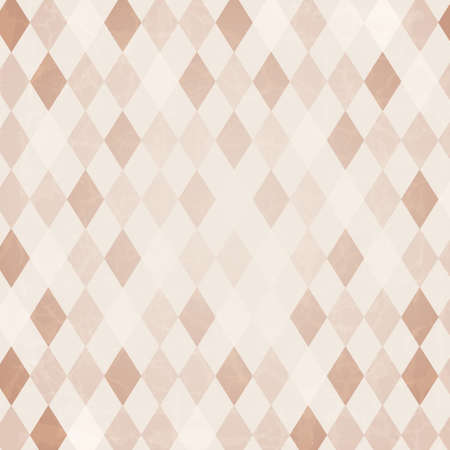Retro Harlequin Background, Vector Background Stock Vector - 12285318