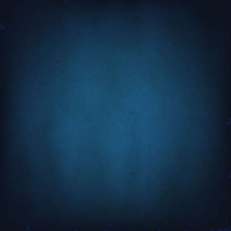 Blue Grunge Background Texture, Illustration Vector
