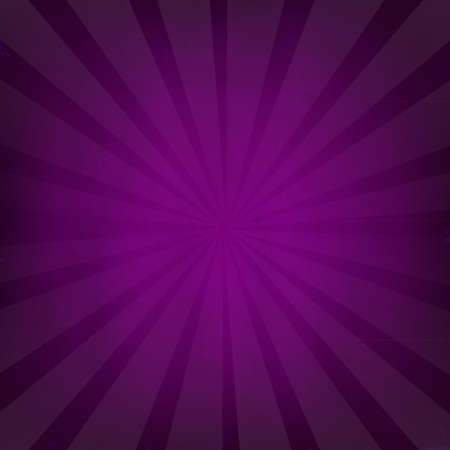 sunburst: Purple Grunge Background Texture With Sunburst With Gradient Mesh,  Illustration