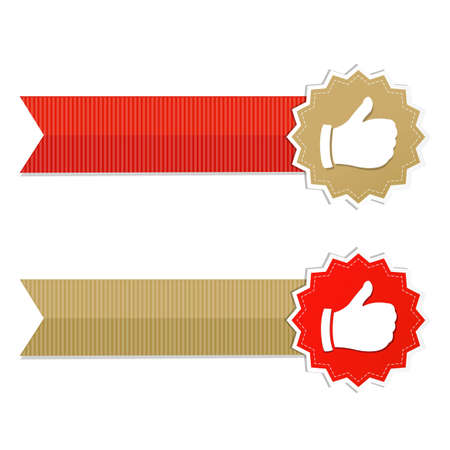advantages: Best Choice Labels And Ribbons,  Illustration