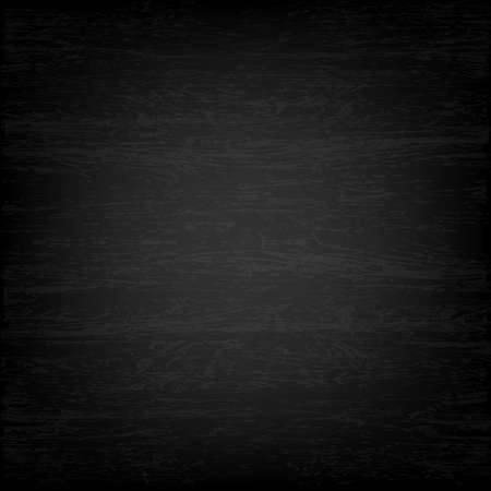 wooden vector mesh: Black Wooden Background, With Gradient Mesh, Vector Illustration
