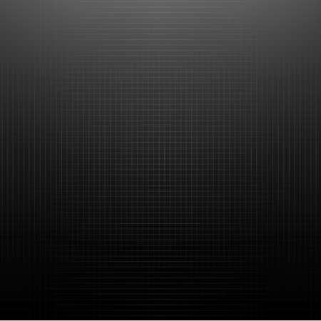reticular: Black Texture With Gradient Mesh, Vector Illustration