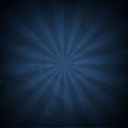 Dark Blue Background With Gradient Mesh, Vector Illustration