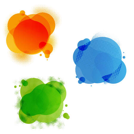 Speech Bubble Collection, Vector Illustration