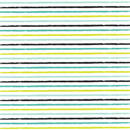 Color Striped With White Background
