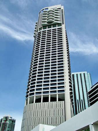 Skyscrapers in Brisbane