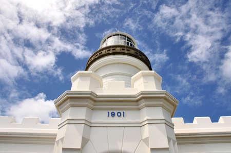 byron: The Cape Byron lighthouse detail (Australia)