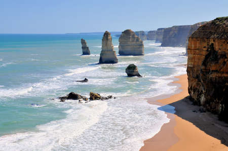 Twelve Apostles on the Great Ocean Road, Australia photo