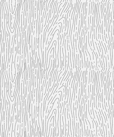 linhas de madeira, teste padrão sem emenda, ilustração do vetor textura.