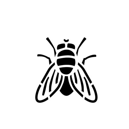 Fly ikonę szablonu