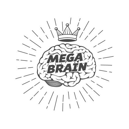 mega brain king