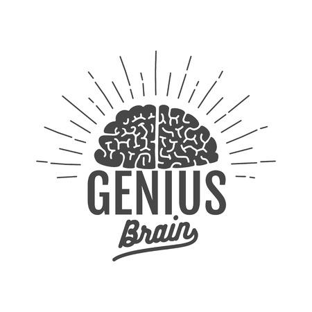 Genie Gehirn logo